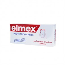 Elmex dentifrice protection 2x75ml