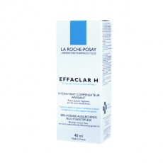 La Roche Posay Effaclar H soin visage hydratant apaisant 40ml