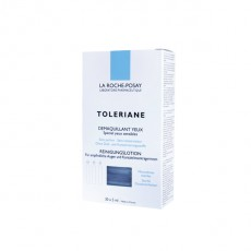 La Roche Posay Toleriane solution demaquillante yeux 30x5ml