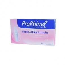 Prorhinel Solution Nasale bébé 20 dosettes de 5ml