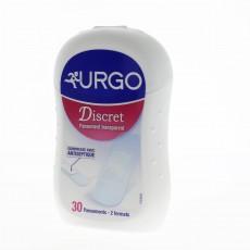 Urgo pansements discret antiseptique x30