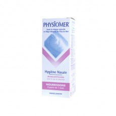 Physiomer hygiène nasale nourissons 115ml