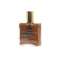 Nuxe huile prodigieuse or corps et cheveux 100ml