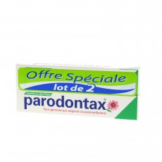 Parodontax dentifrice fluor 2x75ml