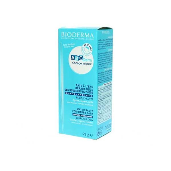 bioderma abcderm cr 232 me change intensif p 226 te 224 l eau