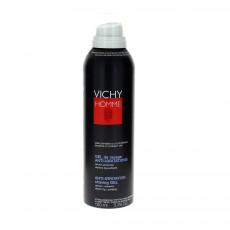 Vichy Homme Gel rasage peaux sensibles 150ml