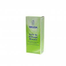 Weleda Huile de Massage Minceur aux extraits de bouleau bio 100ml