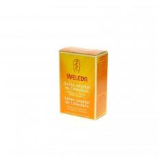 Weleda savon végétal au calendula pour le corps 100g