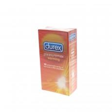 Durex Pleasur me boîte de 10 préservatifs