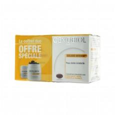 Oenobiol solaire intensif peau dorée éclatante boîte de 30 capsules x 2