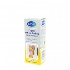 Scholl Crème pieds anti-callosités 50ml