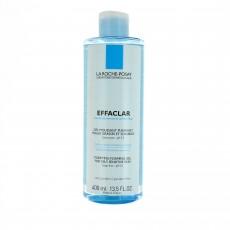 La Roche Posay Effaclar gel moussant purifiant visage 400ml