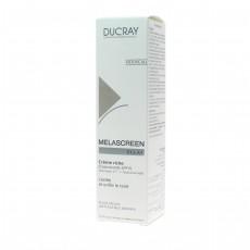 Ducray Melascreen Eclat soin éclaicissant visage crème riche 40ml
