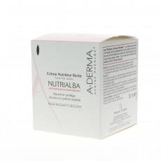A-Derma Nutrialba crème visage peaux très sèches 50 ml