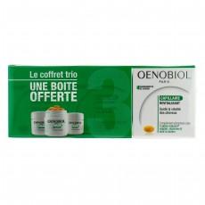 Oenobiol Revitalisant capillaire lot de 3 boites de 60 gellules
