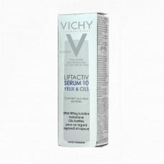 Vichy Lifactiv serum10 yeux et cils 15ml