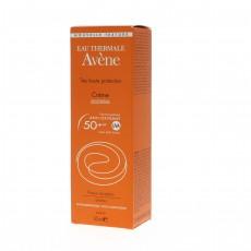 Avène Solaire Crème peaux sensibles spf50+ 50ml