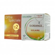 Doriance solaire 2 boîtes de 30 capsules