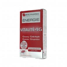 Forté Pharma Vitalité 4G compléments alimentaires 28 comprimés