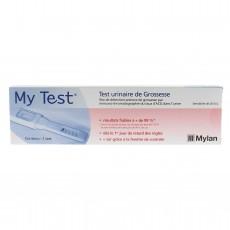 My Test Mylan test de grossesse