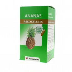 Arkogélules Ananas boîtes de 150 gelules