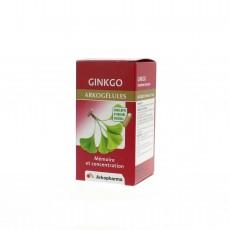 Arkogélules Ginkgo boîte de 45 gelules