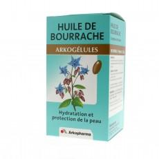 Arkogélules Huile de Bourrache boîte de 180 capsules